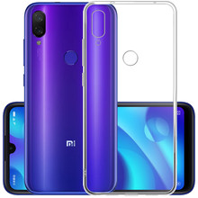 Transparent TPU Soft Cover For Xiaomi Mi 9 SE 8 A2 Lite Play F1 Case on Redmi Note 7 6 Pro 5Pro 7 6 6A 5plus 5A 5 GO Phone Case(China)