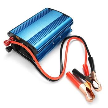 12 V/24 V a 220V 3000 W/4000 W inversor de corriente de coche Sine Wave convertidor USB inversor Solar Pantalla de voltaje inteligente