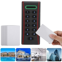 Card-Reader Door-Access-Control RFID Wiegand Id/ic-Card Password RT371 Keypad-System