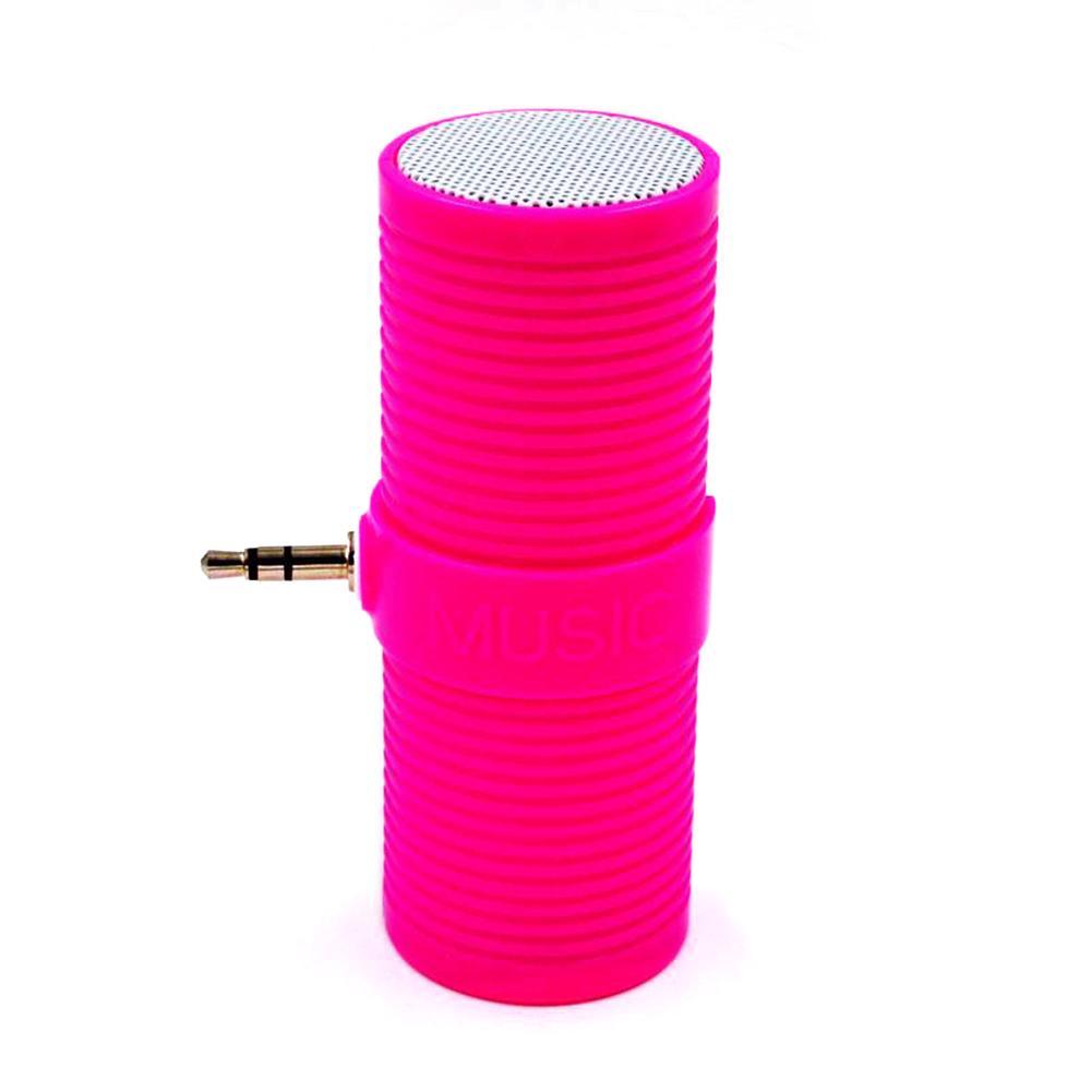 Image 5 - 3.5MM In   Line Stereo Mini Speaker Portable Speaker MP3 Music Player Speaker For Mobile Phones Tablets Direct Insert Speaker-in Portable Speakers from Consumer Electronics