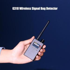 Image 2 - Detector de insectos EU G318 para proteger la seguridad, Detector de cámara inalámbrico, localizador GPS, rastreador de localización, barredora de escáner de frecuencia