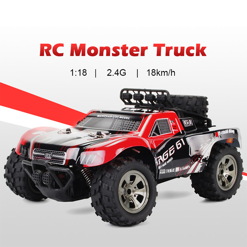 1 18 Simulation RC Cars 2 4G 18km H Drift RC Off Road Car RTR Toy