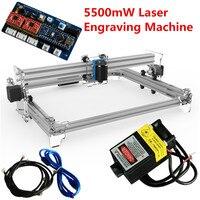 5500mW 30x40cm Engraving Area Laser Engraving Machine CNC Laser Printer Wood Router Cutting Engraver Engraving Machine Kit