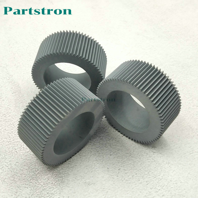 3Pcs Pickup Roller Tire Rubber Roller Pickup 035-14303 Fit For Riso EZ 200 220 300 230 330 370 390 570 590 Free Shipping