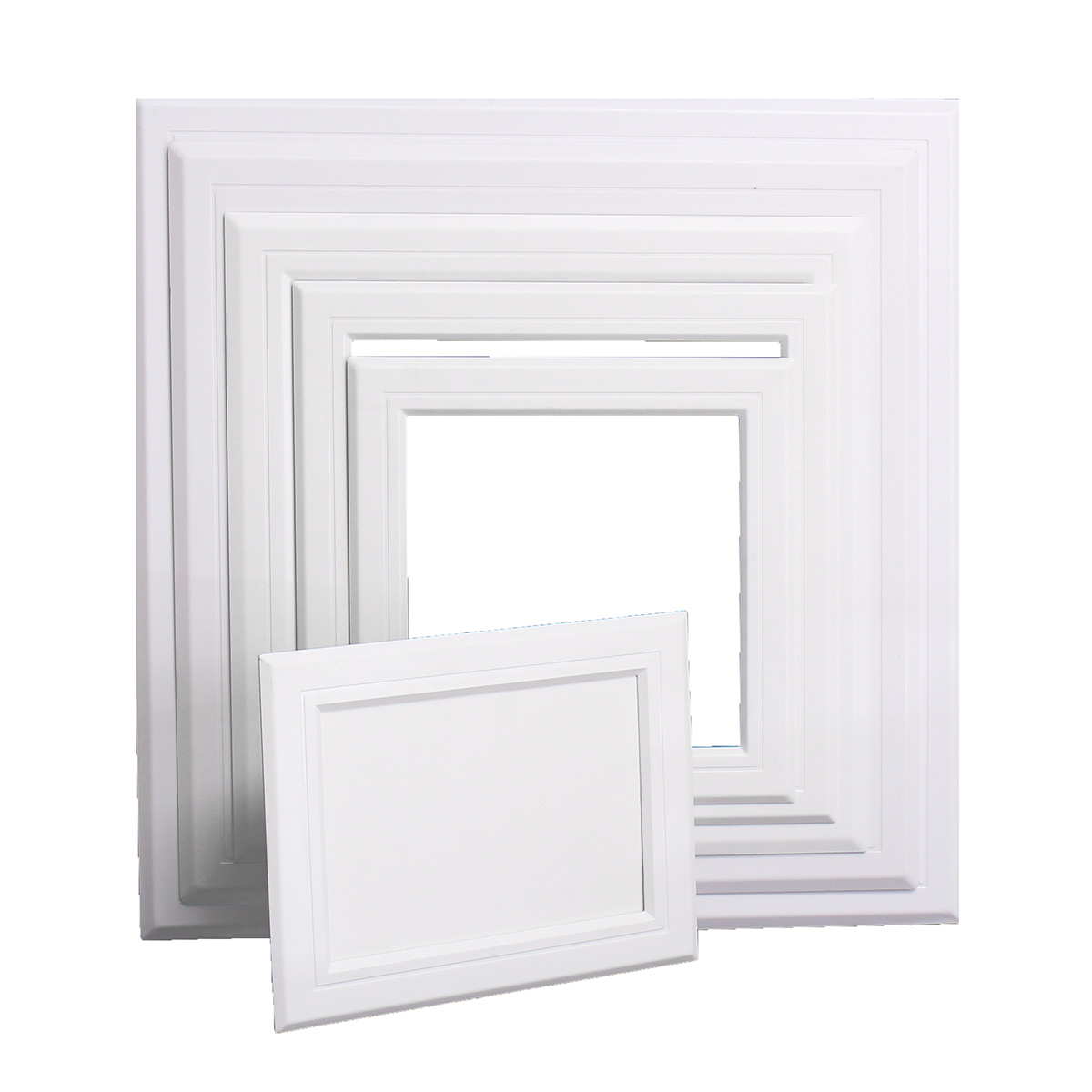 abs wall ceiling access panel 7 sizes white inspection plumbing wiring door revision hatch cover in core vents from home improvement on aliexpress com  [ 1200 x 1200 Pixel ]