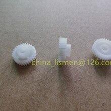 1 шт. 30 зубьев двигатель зеркало заднего вида пластик шестерни для hyundai Tucson Kia K3 K5 Opirus вилла автомобиль