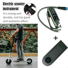 Strong And Durable Electric Scooter Circuit Board With Screen Cover Instrument Dashboard For Xiaomi M365 Pro