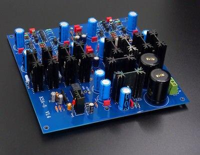 Amplificateur casque base ampli sur krell KSA5 classe A DC assemblé conseil HIFI audio