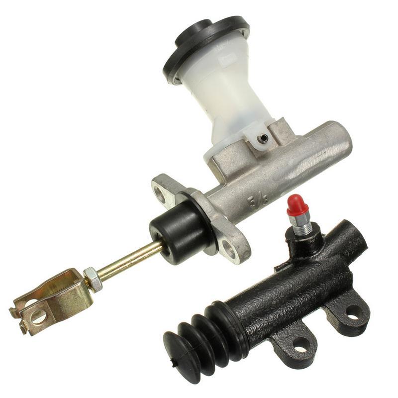 Clutch Master w/ Slave Cylinder Kit For Toyota Hilux LN107 LN111 LN106 2.8D