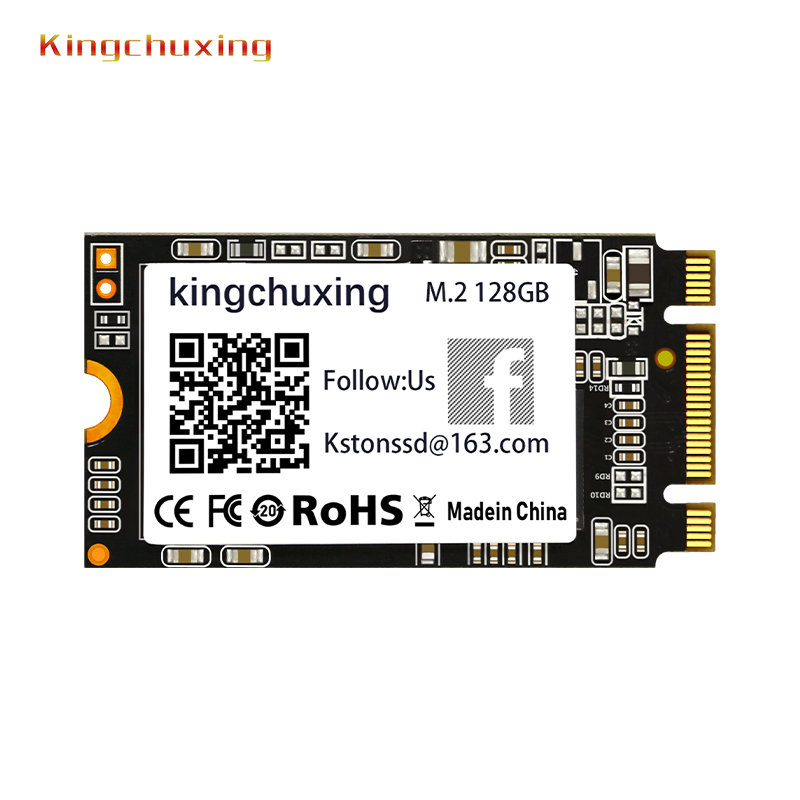 M.2 SSD Internal Solid State Drive M2 NGFF 2242 HDD Hard Drive Disk 1TB 512GB 500GB 64GB 128GB 256GB Kingchuxing For Laptop