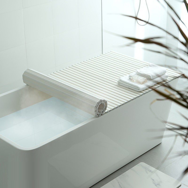 Image 2 - De Bain Shelf Wine Mensole Porta Vino Aufbewahrung Badewanne Accessoires Accessories Tablette Baignoire Tray Bathtub Bath RackBathtub Trays   -