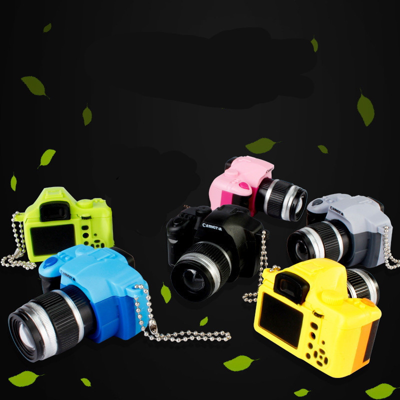 2019 Free Shipping New Fashion 1 Pcs Super Cute Mini Doll Accessories SLR Camera For Children Gift
