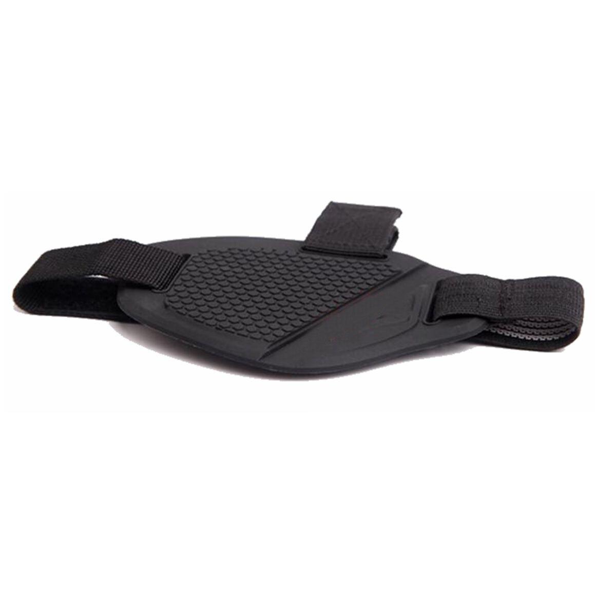 Nowy czarny motocykl dźwignia zmiany biegów skarpety pokrywa Boot buty Protector zmiany biegów osłona ochronna Motocross Shift Pad