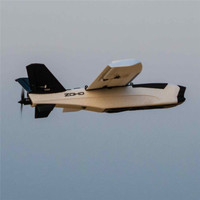 New Arrival ZOHD Talon GT Rebel 40A w/5V 3A 1000mm Wingspan V Tail BEPP FPV Aircraft RC Airplane Flying Wing PNP