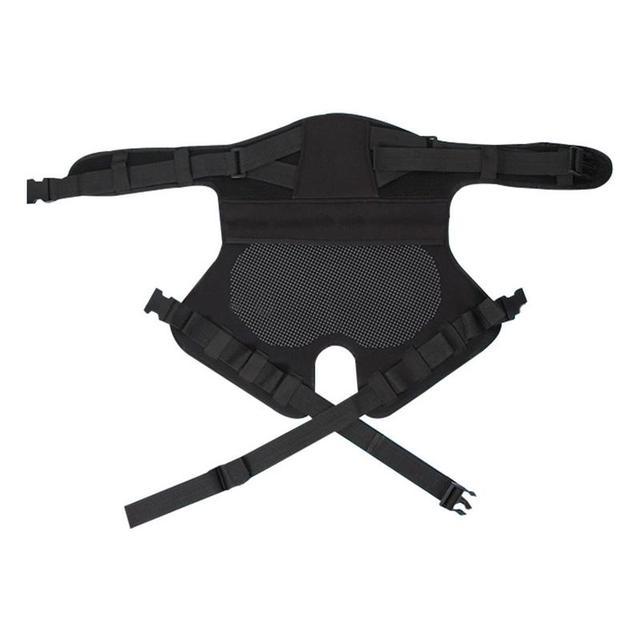 Рыболовная Подушка удобный Противоскользящий коврик Мягкие фижмы поясничная Подушка аксессуары для выездной рыбалки