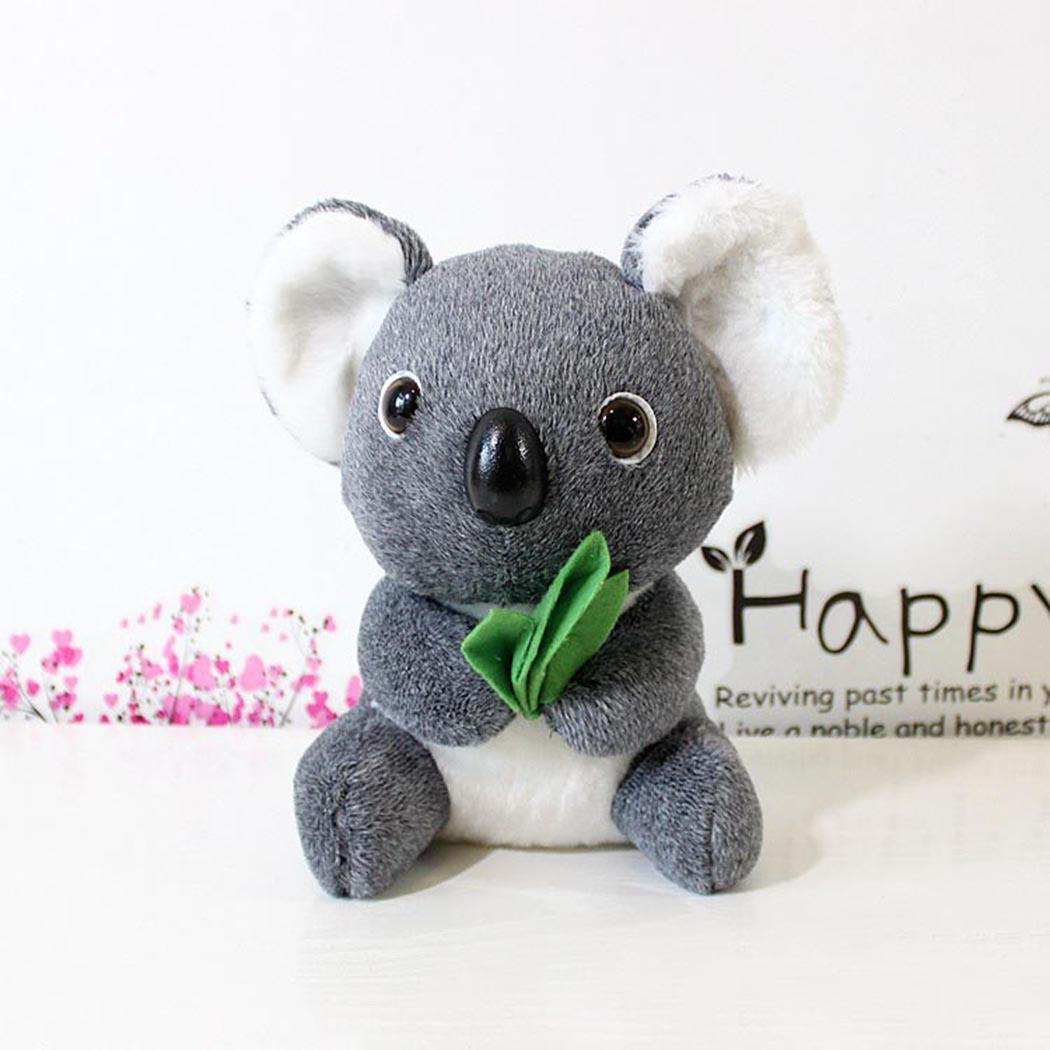 Toys For Children Bear Doll Koala Toys Girls Doll Animals Plush Soft Cotton Children Kids Stuffed Blend Cute Toys Baby New Plush