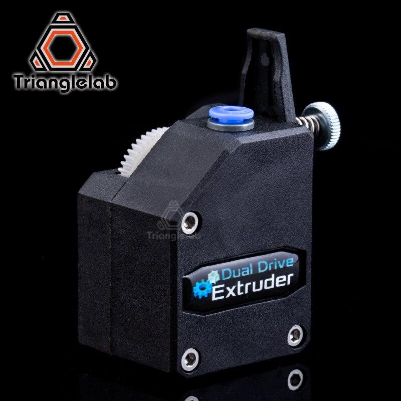 Trianglelab Haute performance BMG extrudeuse Clonés Btech Bowden Extrudeuse dual drive Extrudeuse pour 3d imprimante pour 3D imprimante MK8 - 5