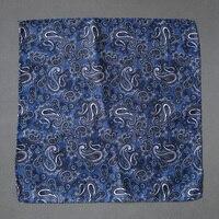 Мужской квадратный шарф, модный повседневный костюм, платье для мужчин с принтом, карманное полотенце, платок, полотенце, шарф