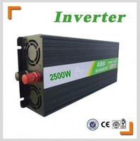2500W inverter DC 12v/24v/12V to AC220V/240v Pure sine wave power inverters 2500W