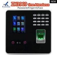 ZK3969 Face Recognition time attendance zkteco biometric Access Control 50,000 Record Network Fingerprint Attendance