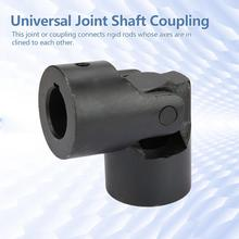 U-joint соединитель двигателя Соединительный соединитель двигателя DIY Универсальный рулевой шарнир с Keyway 35*58*125 мм скидка