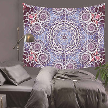 Chic Bohemia Mandala Floral Carpet Wall Hanging Tapestry For Decoration Fashion Tribe Style HA26