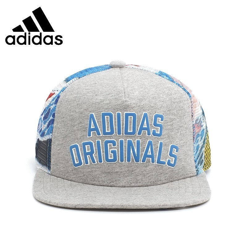 Adidas New Arrival Woman Motion Leisure Time Sunshade Baseball Cap Flat Hat #BK2190