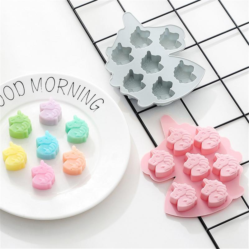 DIY Animal Silicone Fondant Chocolate Mould Cake Decor Icing Sugarcraft Mold LH