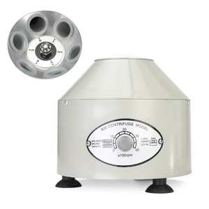Bubble-Removal-Serum Electric-Centrifuge Separat Adjusted-The-Timing-Function of