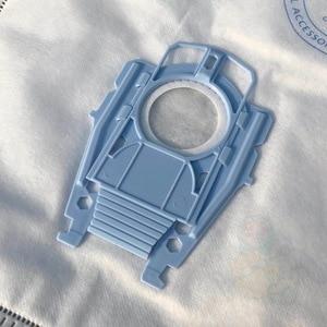 Image 2 - Vervanging stof zakken met HEPA filters voor Bosch BSG8 VS08 Type P Vacuüm Hoover tassen BSG82000 om BSG89999 BBZ41FP BBZ52AFP1
