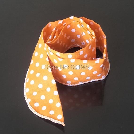 Cooling Bandana Non-toxic Necktie Cooler Scarf Body Ice Cooling Wrap Headband