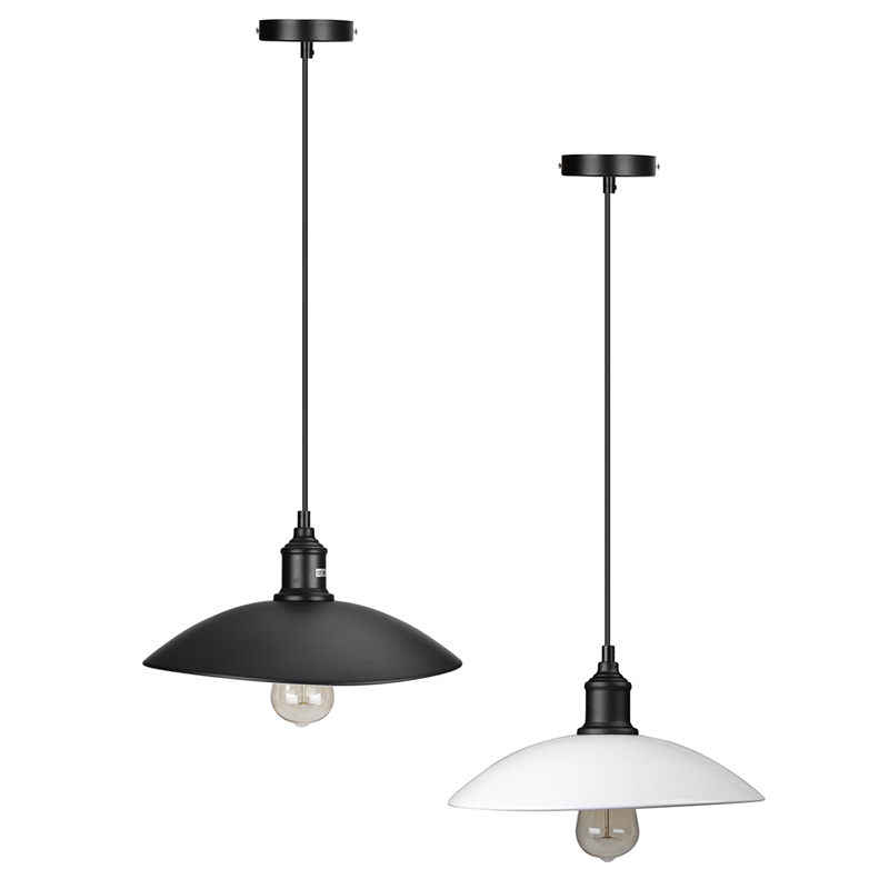 New Industrial Vintage Pendant Light Hanging Classic Lighting Ceiling Lamp Fixture Countryside Home Caffee Shop Decor