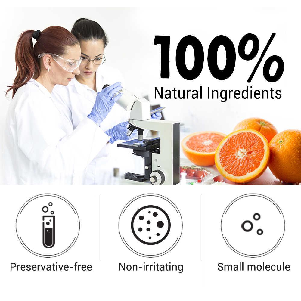 BREYLEE เซรั่ม Series Hyaluronic Acid Vitamin C Whitening Face Skin Care Rose บำรุงผิว 24 K Gold บริษัท Soothing Repair Essence 1pcs
