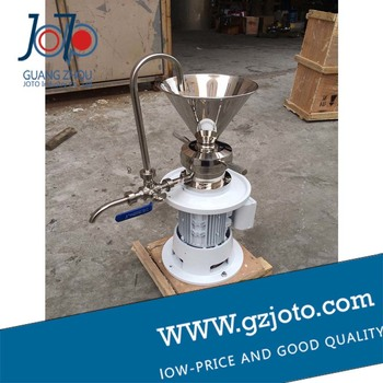 20-25 days pass to chelyabinsk JM-L series stainless steel vertical colloid mill 220v , grinder machine