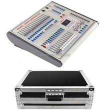 Новое поступление Pearl 1024 Контроллер с пакетом flycase Сценический свет DMX консоль для XLR-3 Лучший!