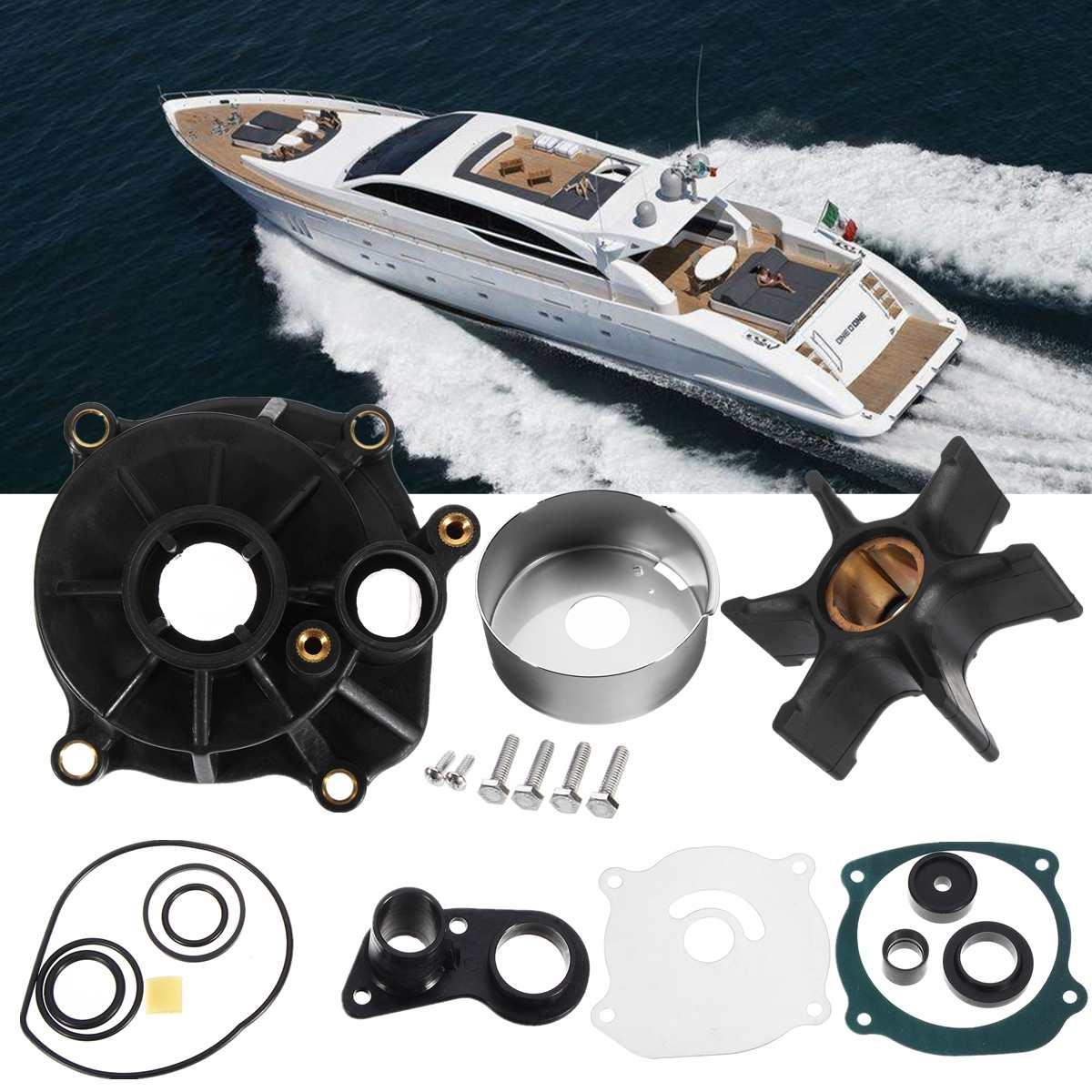 Marine Boat Water Pump Impeller Repair Kit For Johnson Evinrude 85 300HP 5001594 Boat Parts Accessories