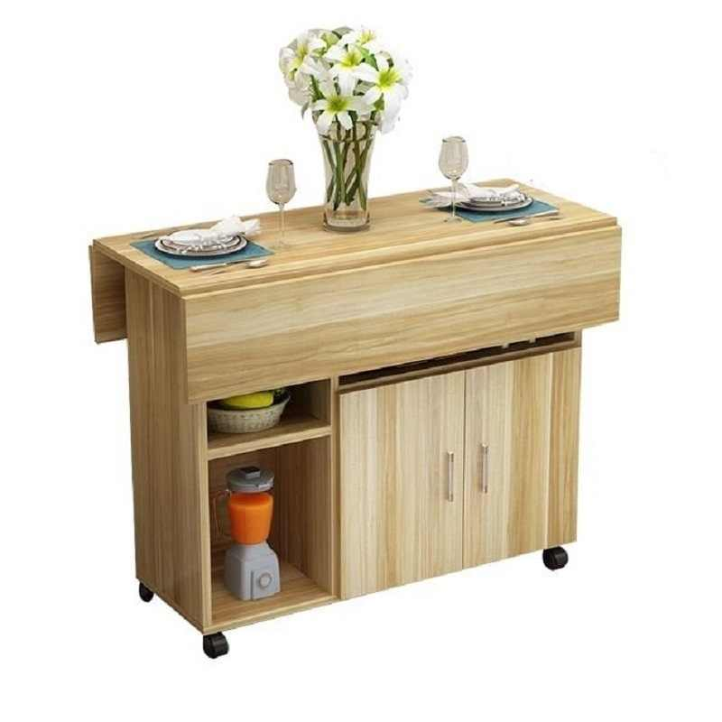 Dinning Set Tafel Yemek Masasi Pliante Kitchen Meja Makan Shabby Chic Wooden Folding Desk Comedor De Jantar Mesa Dining Table