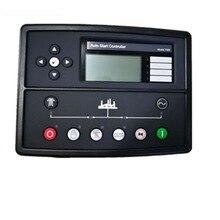DSE7320 Автоматический Генератор контроллер DSE 7320 ATS Панель Электрический автоматический дистанционный ЖК-дисплей siesel генераторная установка часть
