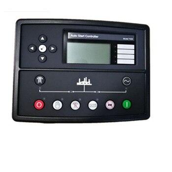 DSE7320 otomatik jeneratör kontrolörü DSE 7320 ATS paneli elektrikli otomatik uzaktan lcd ekran siesel jeneratör parçası