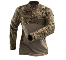 Military Mens Camouflage Tactical T Shirt Long Sleeve Brand Cotton Breathable Combat Frog Tshirt Men Training Shirts uniform kryptek mandrake frog fighting suit police frog uniforms army trainning uniform set one long sleeve shirt and one tactical pant