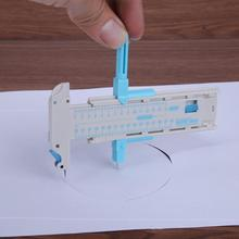 Резак с компасом Круглый круглый нож термоусадочная пленка режущий инструмент для лоскутного шитья круг компас Пленка Бумажный нож резак для лоскутного шитья