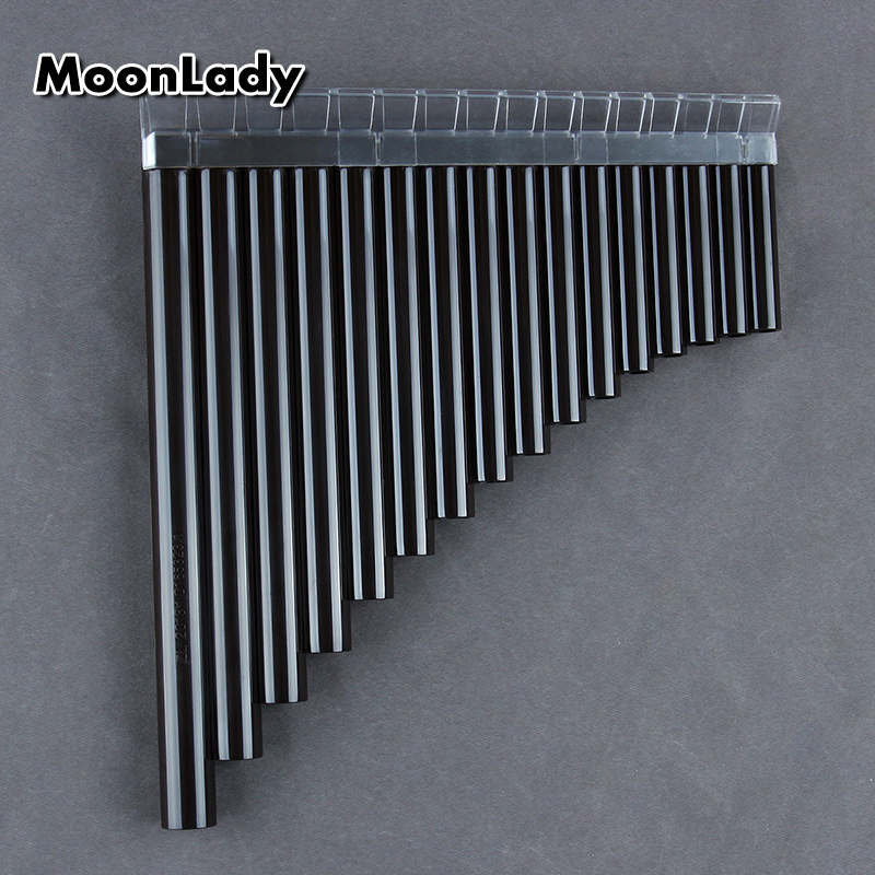 New Arrival 16 Pipes Pan Flute Pan Pipe G Key ABS Plastic Traditional Woodwind Musical Instrument For Beginner And Musical Lover