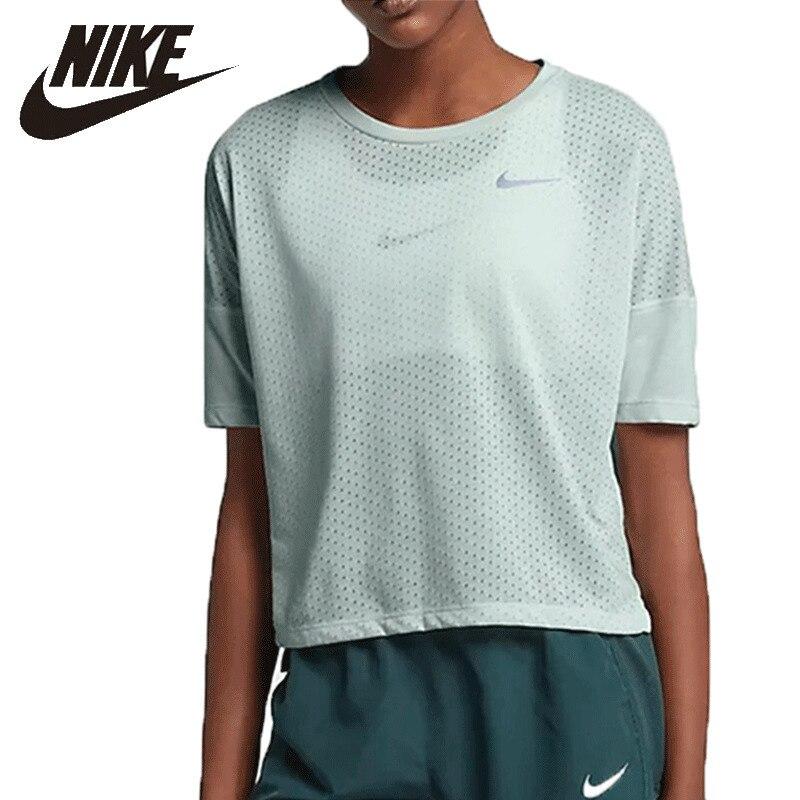 Nike À Séchage Rapide t-shirt de course courtes manches Femme Respirant Formation maillots de sport 890994