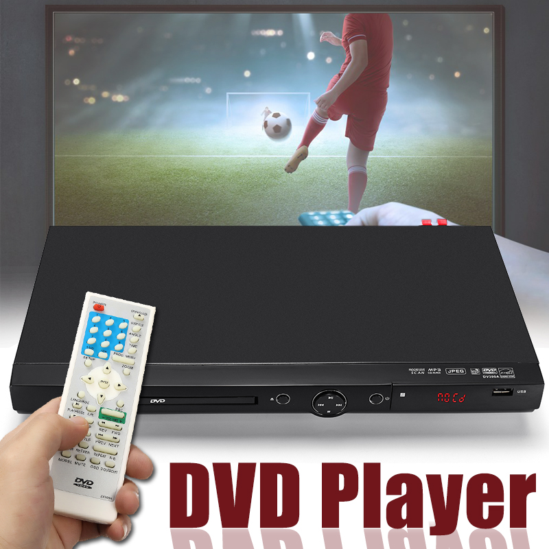 110V-240V USB Portable Multiple Playback DVD Player ADH DVD CD SVCD VCD Disc Player Home Theatre System With Romote Control110V-240V USB Portable Multiple Playback DVD Player ADH DVD CD SVCD VCD Disc Player Home Theatre System With Romote Control