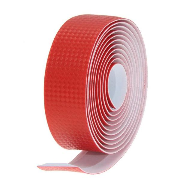 Bicycle Handlebar Tapes Reflective Camouflage Grip Wrap Cycling Handle Belt Cork Wrap with Bar Plugs Non Slip Absorb Sweat Strap 5