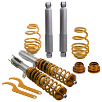 Coilover Shock Absorber For Opel Vauxhall IV SUSPENSION LOWERING KIT For Estate Hatch Coupe 98 04
