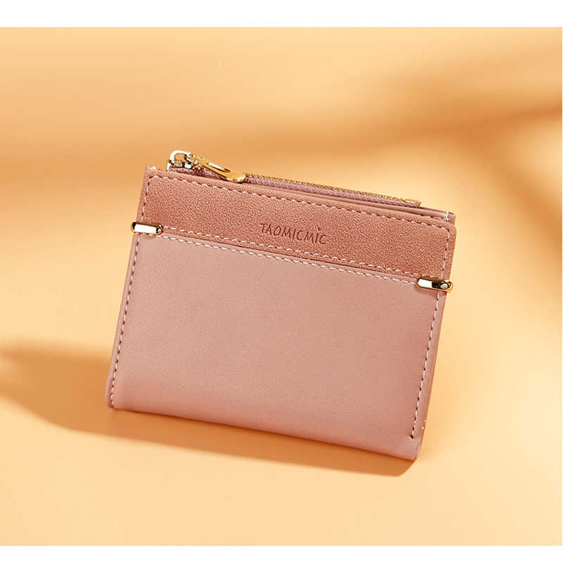 Portfel damski krótki portfel damski portfel damski portfel damski portfel damski mały damski portfel damski Mini sprzęgło dla dziewczynki