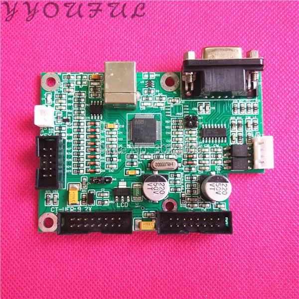 Pcut Vinyl Cutting Plotter Mainboard Servo Board for CT630 CT900 CT1200 New Ver