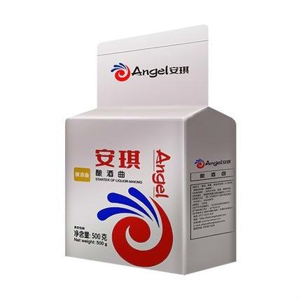 1Pack 500g Dry Yeast Alcohol Fermentation White Wine Brewing Yeast Koji Angel Yeast Wine