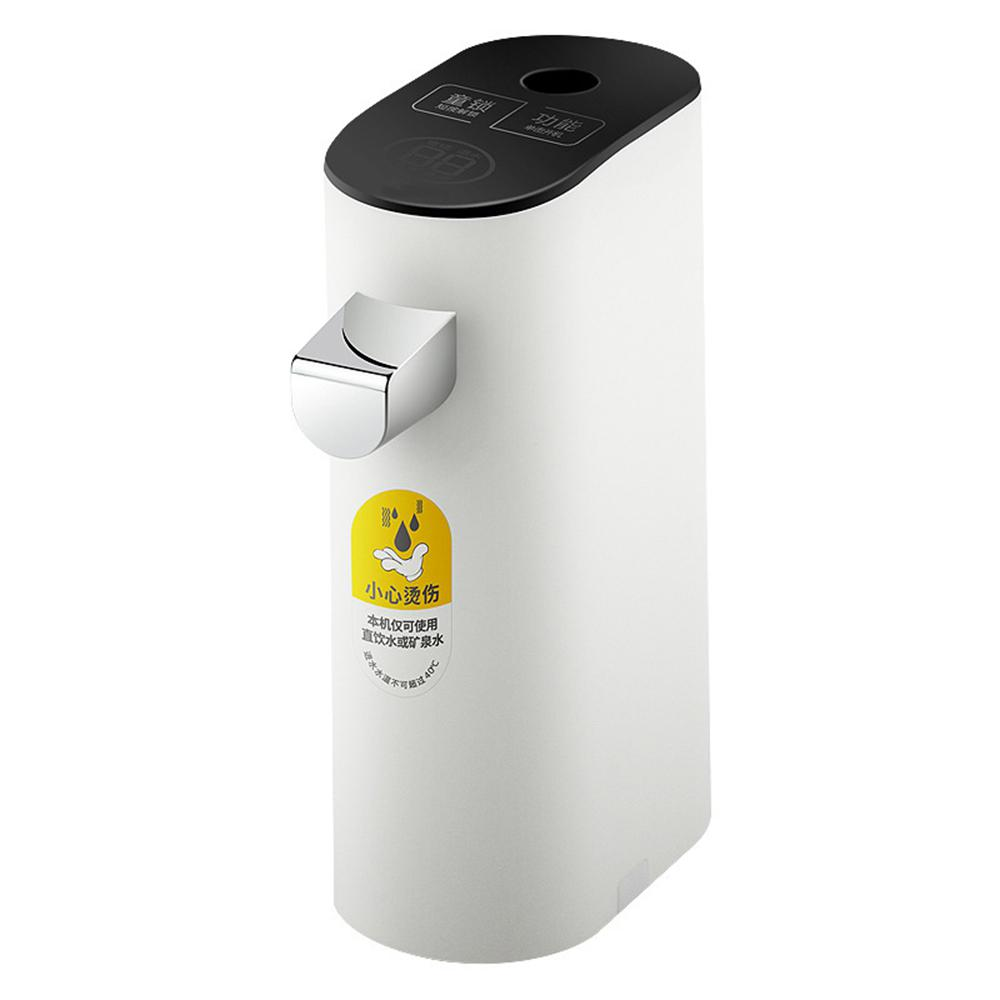 220V reizen waterkoker instant hot water dispenser mini draagbare kleine opvouwbare boiler kantoor Hot waterkoker